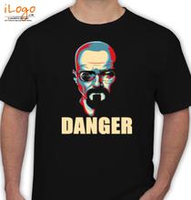 Breaking Bad Heisenberg-Danger-T-shirt T-Shirt