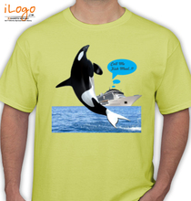 Moby dick moby-dick- T-Shirt