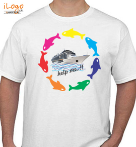 moby dick help - T-Shirt