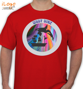 moby dick clr - T-Shirt