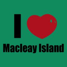 Brisbane Macleay-Island T-Shirt