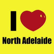 Adelaide North-Adelaide T-Shirt