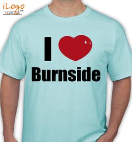 Burnside - T-Shirt