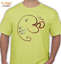 Ganesh Chaturthi Ganpati-Bappa T-Shirt