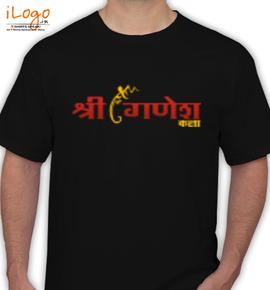 SHREE-GANESH-KALA - T-Shirt