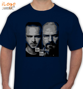 Jesse and Heisenberg T shirt - T-Shirt