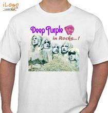 Deep Purple deep-purple-in-rock T-Shirt