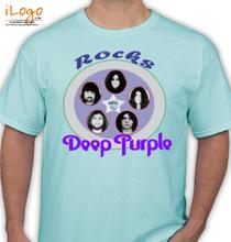 Deep Purple deep-purple-stars T-Shirt