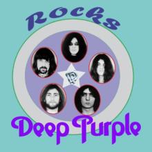deep-purple-stars T-Shirt