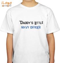 DaddYs-little-navy-officer T-Shirt