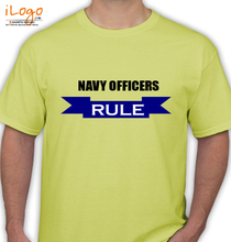 Navy-officers-rule T-Shirt