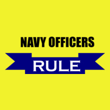 Indian Navy Navy-officers-rule T-Shirt