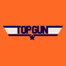 Top-Gun- T-Shirt