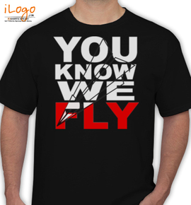 YOU-KNOW-WE-FIY - T-Shirt