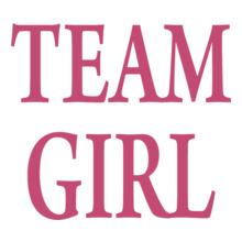 TEAM-GIRL T-Shirt