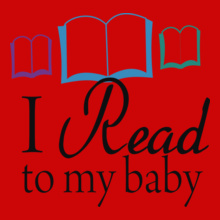 I-READ-TO-MY-BABY T-Shirt