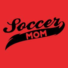 Soccer Mom soccer-mom- T-Shirt