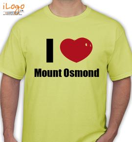 Mount-Osmond - T-Shirt