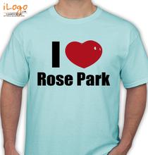 Rose-Park T-Shirt