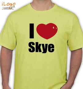 Skye - T-Shirt