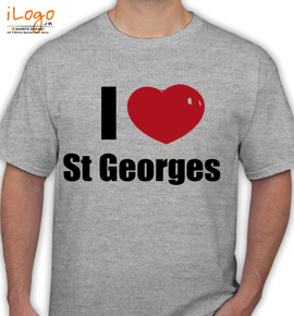St-Georges - T-Shirt