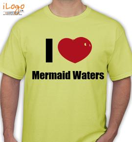 Mermaid Waters - T-Shirt