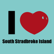 Gold Coast South-Stradbroke-Island T-Shirt