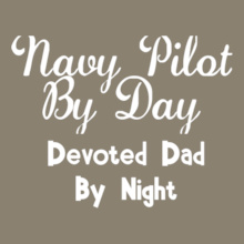 Indian Navy Devoted-dad T-Shirt