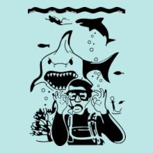 Diver- T-Shirt