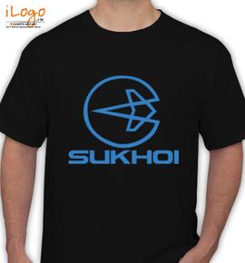 Sukhoi - T-Shirt