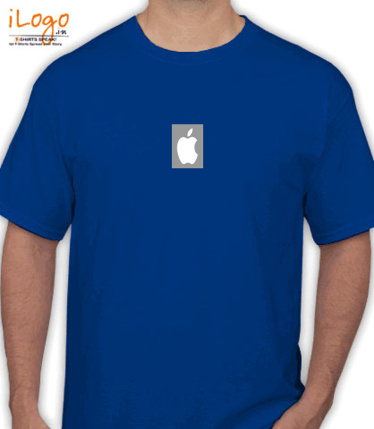 royal blue apple- its about quality in everything.:front