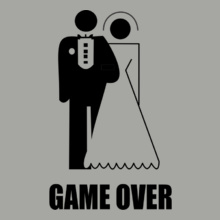 Bachelor Party game-over- T-Shirt