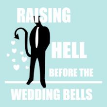 Bachelor Party raising-hell T-Shirt