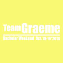 Bachelor Party team-graeme T-Shirt