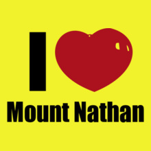 Gold Coast Mount-Nathan T-Shirt
