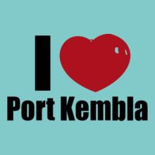 Wollongong Port-Kembla T-Shirt