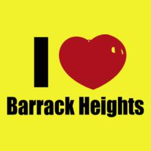 Wollongong Barrack-Heights T-Shirt