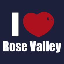 Wollongong Rose-Valley T-Shirt