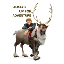 Sven always-up-for-adventure T-Shirt