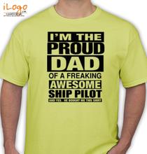 Proud-Dad T-Shirt