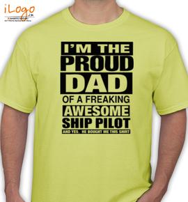 Proud-Dad - T-Shirt