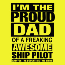 Proud-Dad T-Shirt