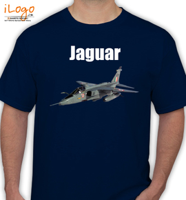 Jaguar Fighter Aircraft - T-Shirt