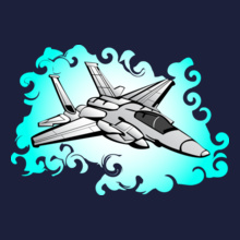 Indian Air Force Jet-Plane T-Shirt