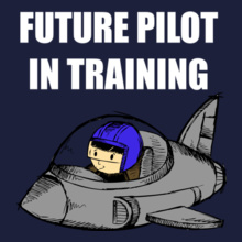 Indian Air Force Future-Pilot-In-training T-Shirt