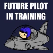 Future-Pilot-In-training T-Shirt