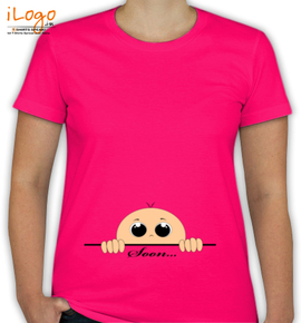 Baby Coming Soon - T-Shirt [F]