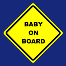 Baby-On-Board- T-Shirt