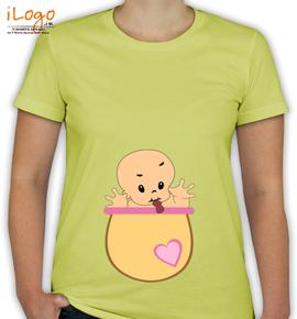 Baby Maternity - T-Shirt [F]