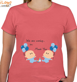 We are coming to meet you - T-Shirt [F]